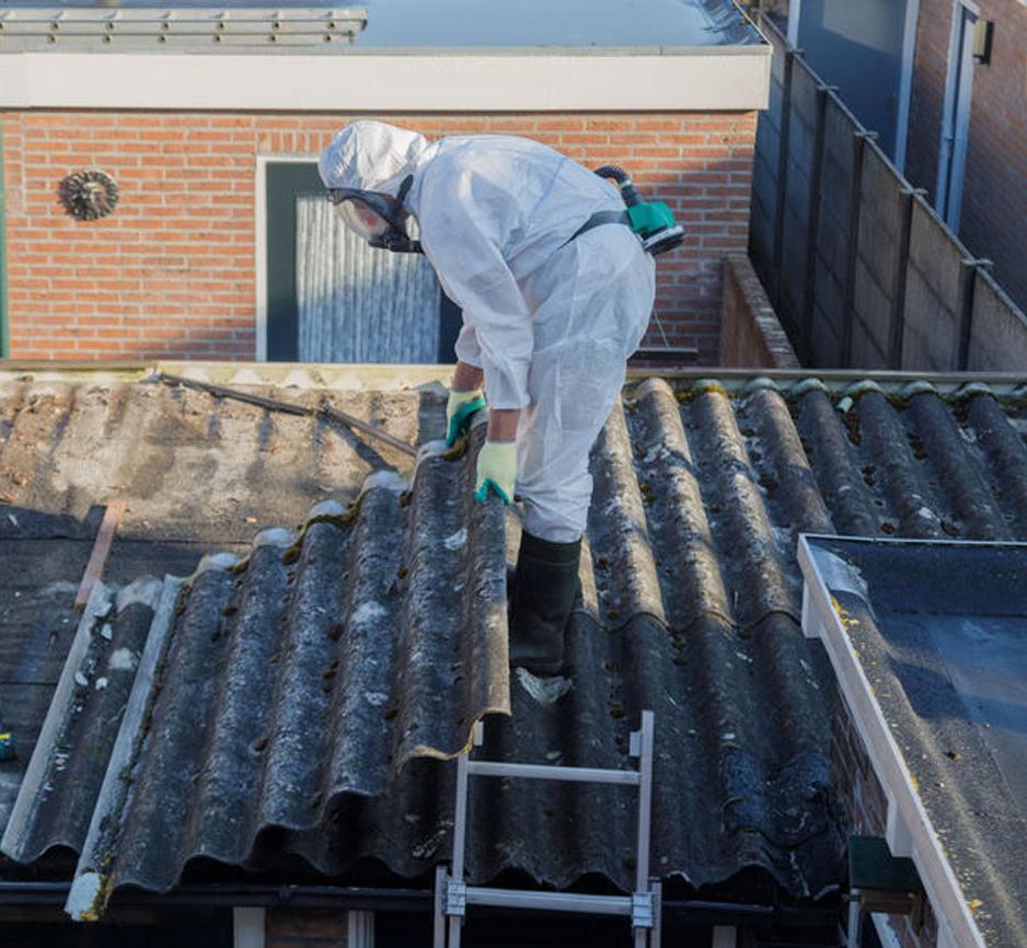 asbestos training worker